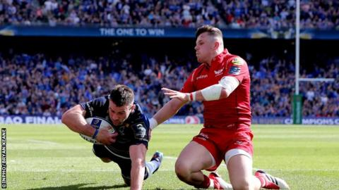 Leinster Set For Massive Champions Cup Final Fitness Boost