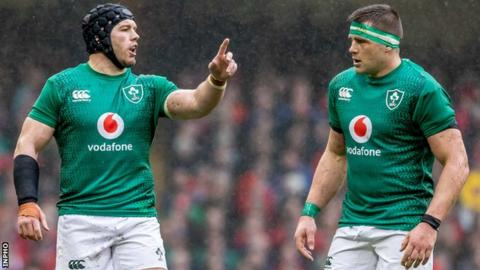Sean O'Brien: Flanker's injury a 'huge blow' to Ireland's World Cup hopes