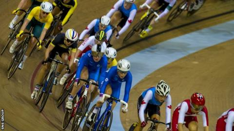 The Sir Chris Hoy Velodrome was built for the 2014 Commonwealth Games