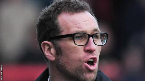 David Artell was the club's academy operations manager when he was promoted to replace his old boss Steve Davis as manager in January
