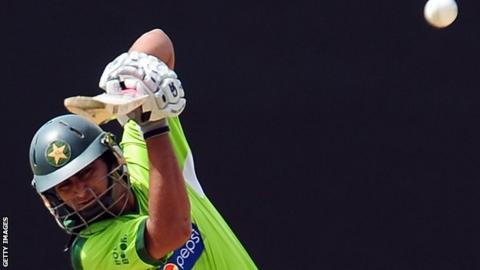 Shahzaib Hasan: Former Pakistan opener has ban increased to four years