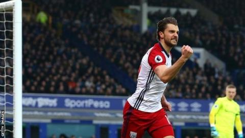 Wins for Crystal Palace and Everton, West Brom closer to relegation