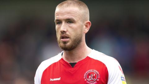 Paddy Madden