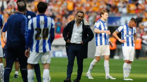 FA Cup: Sheffield Wednesday hold Swansea on Carvalhal's return