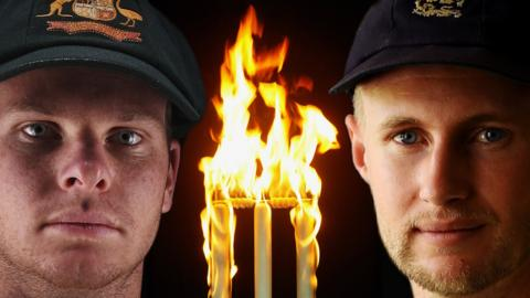 Steve Smith & Joe Root