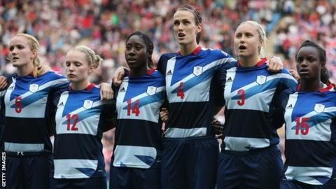 Team GB women's team
