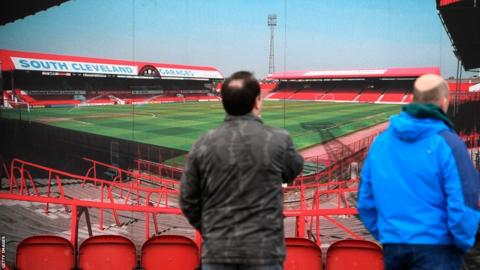 Ayresome Park picture