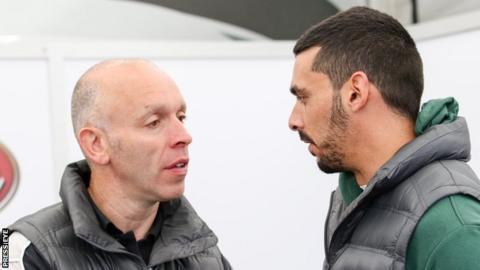 John Burrows and Derek Sheils