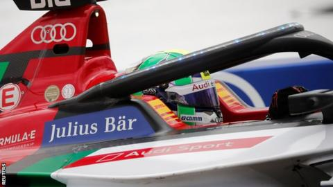 Berlin E-Prix: Lucas di Grassi wins but Jean-Eric Vergne keep title lead