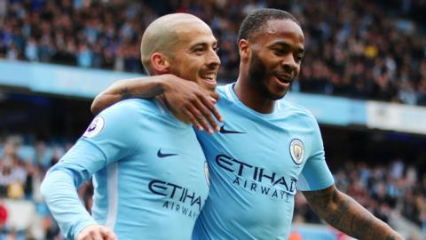 Silva and Sterling