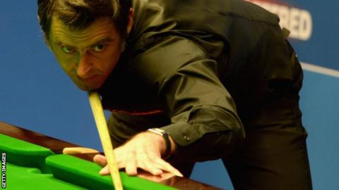O'Sullivan last won the world title in 2013