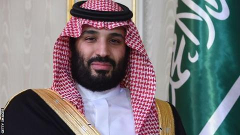 Saudi crown prince backs India's fight against terrorism
