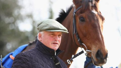 Colin Tizzard & Cue Card
