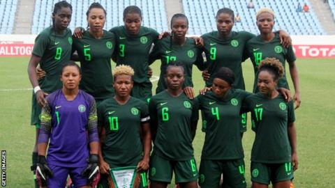 buy popular f0933 d8951 Nigeria beat SA on penalties to win 2018 Women's Africa Cup ...