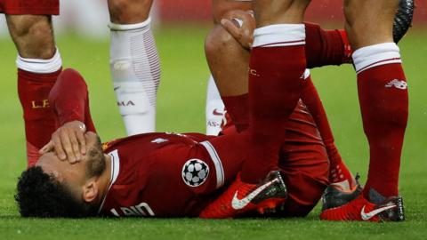 Oxlade-Chamberlain injury