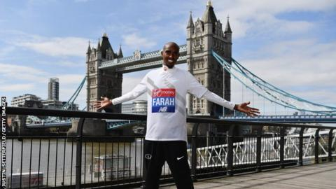 Kenya's Cheruiyot warns her rivals ahead of London Marathon