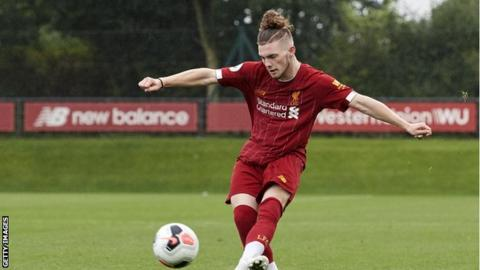 Liverpool's Harvey Elliott banned by FA over video mocking Harry Kane