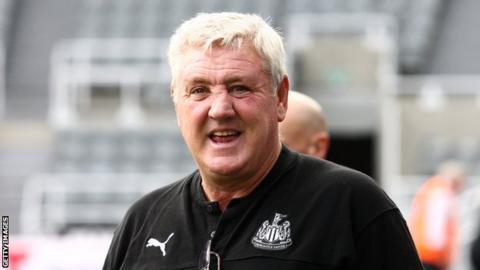 Newcastle's Steve Bruce hopes win against Tottenham 'shuts people up'