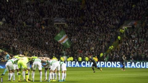 Celtic in Champions League