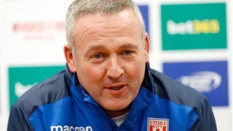 Stoke terminates contract of manager Mark Hughes