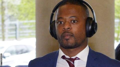 PSG considering SUING Patrice Evra after Frenchman's X-rated homophobic rant