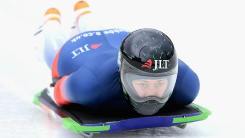 GB's Lizzy Yarnold