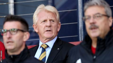 Gordon Strachan 'will not appear' on Sky again over Adam Johnson comments