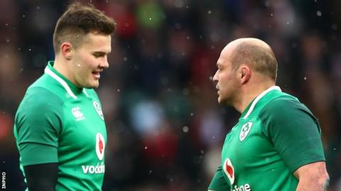 Rory Best and Iain Henderson agree contract extensions