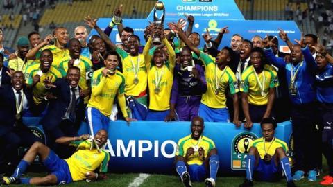 2016 African champions Zamalek