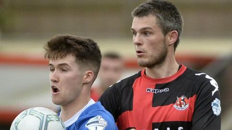 Linfield and Crusaders will play in the Scottish Challenge Cup for the first time