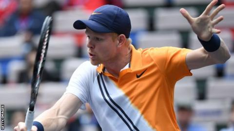 First ATP title for Britain's Edmund
