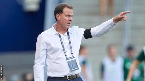 Matildas coach Alen Stajcic sacked before World Cup