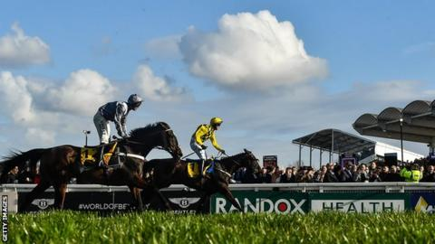 Racing set to go behind closed doors