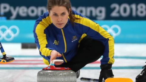 Sweden's Anna Hasselborg