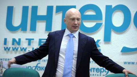 Igor Lebedev