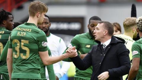 But April 29th Rumoured For Celtic v Rangers