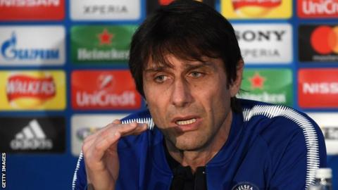 Conte Believes Chelsea Can Stun Barcelona After Draw