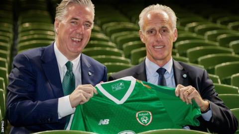 McCarthy hails Ireland as they start Euro qualifying with two wins