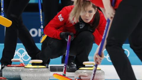 GB women's curling