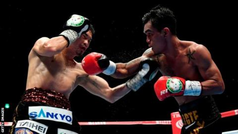 Palicte vows to Ioka for WBO strap