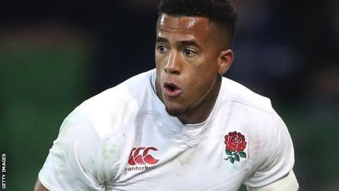 Six Nations: Anthony Watson included in 25-man England training camp