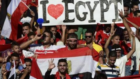 Egypt are competing at their first World Cup finals since Italia 90