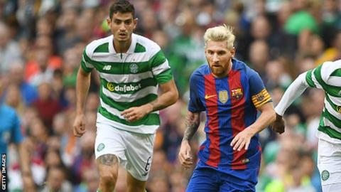 Nir Bitton, Lionel Messi