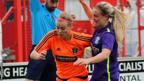 Ruesha Littlejohn takes on Kirsty Smith