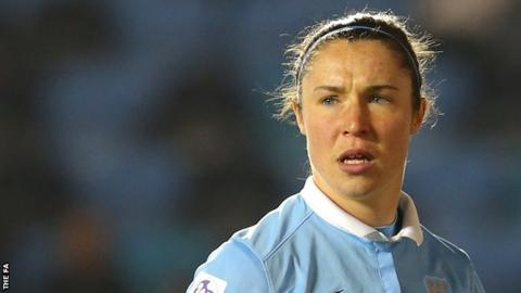 Jane Ross won the Women's Super League, WSL Cup and Women's FA Cup during her time with Manchester City Women
