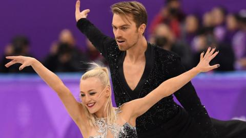 'Comeback kids' - GB's Coomes & Buckland qualify for free skate
