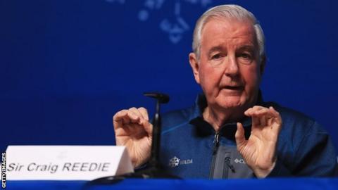 Sir Craig Reedie World Anti-Doping Agency