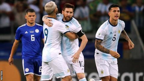 Copa America 2019: Argentina release strong starting XI against Venezuela [Full list]