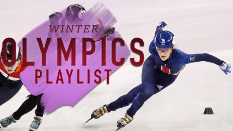 Winter Olympics Playlist - Day 11