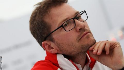 McLaren appoint Andreas Seidl as new F1 boss